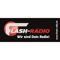 Banner Flash-Radio (PVC 200x80 cm)